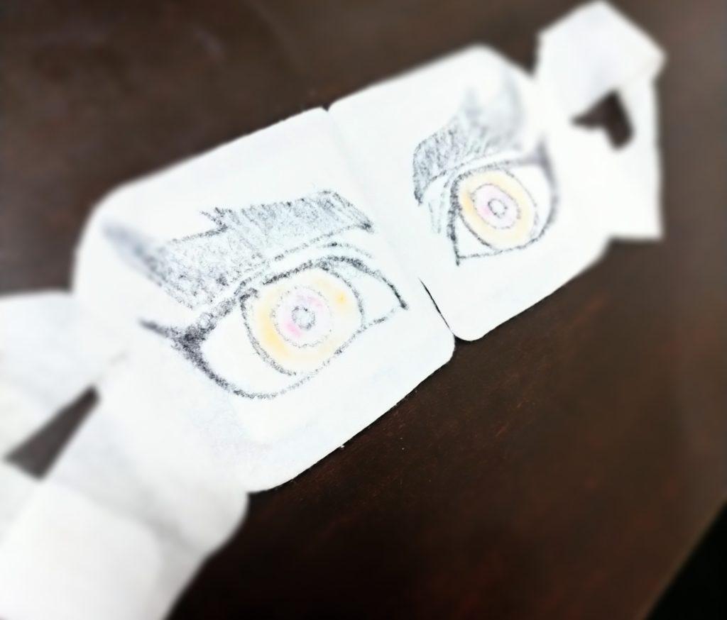 煉獄アイマスクを作成して甥っ子に褒めてもらおうとした結果